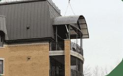 Abri condos immeuble habitation