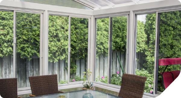 Fenêtre coulissante verre horizontale
