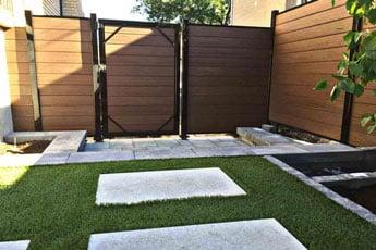 Porte et clôture EzFence