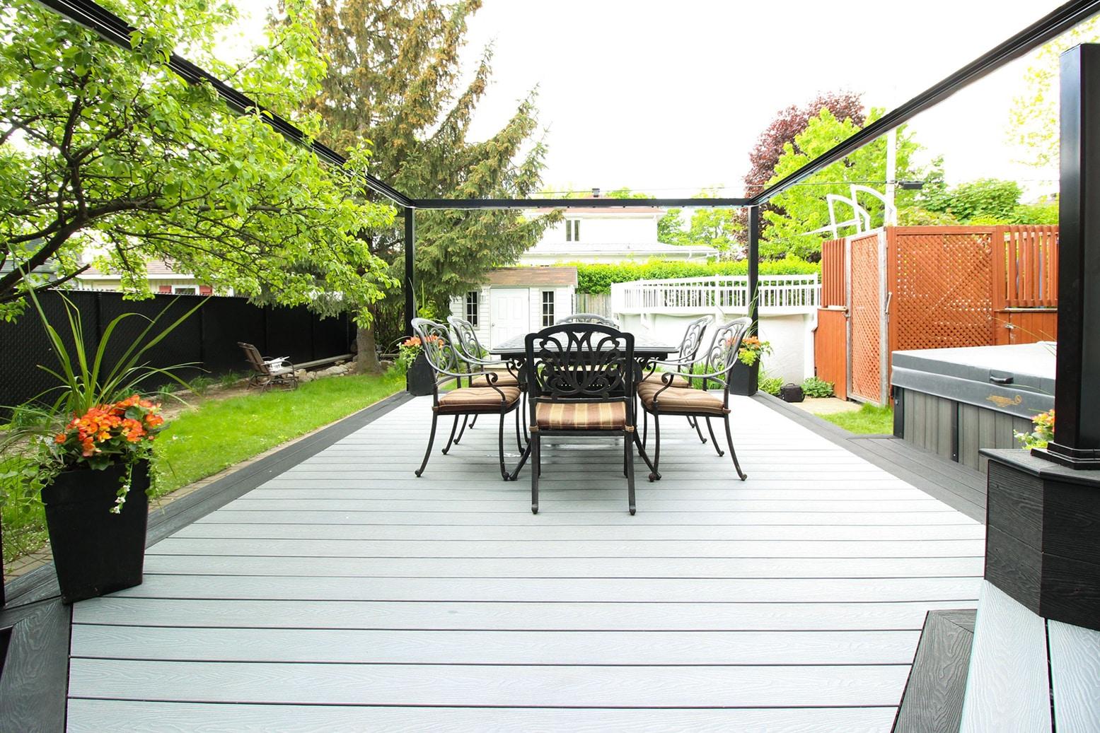 terrasse composite ezdeck