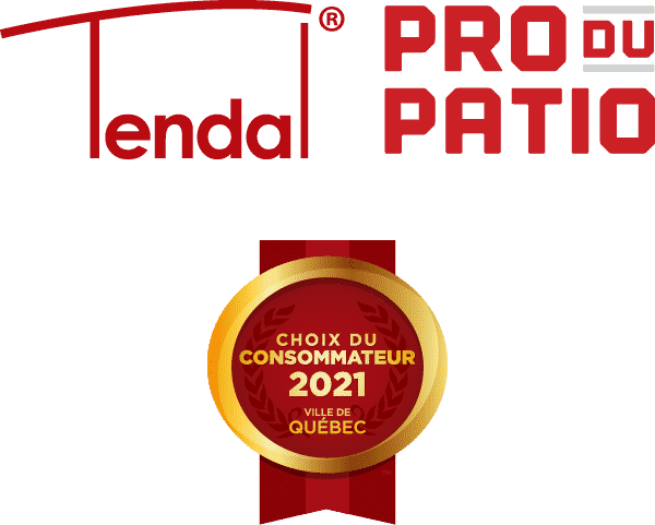 Tendal Pro du Patio Choix du consommateur 2021